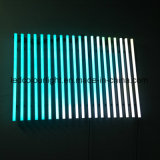 Indicatore luminoso esterno del tubo di 1m DC24V DMX RGB LED