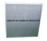 Filtre à air primaire de rendement de bâti d'alliage d'aluminium