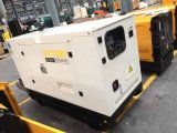 산업 & 가정 사용을%s 20kVA Quanchai 방음 디젤 엔진 발전기