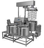 Emulsionante automatico delle cesoie di vuoto per la crema di pelle di Oitment 100-500L