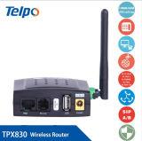 4G draadloze Router met 4 LAN Havens en de Haven van 1 SLOKJE