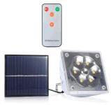 Kampierende Solar-LED, die Glühlampe für landwirtschaftliche Märkte beleuchtet