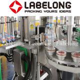 Полноавтоматическая машина для прикрепления этикеток клея Melt OPP горячая