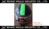 Moulage en plastique de casque de moto d'injection