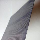 둥근 구멍 필터, 관, 클래딩 벽, 바베큐 메시, 소음 방벽을%s 관통되는 금속 장
