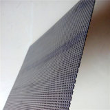 Лист круглого отверстия Perforated для фильтра, пробки, стены плакирования, сетки барбекю, барьера шума