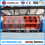 China 2017 máquina de hilo de alambre de marco rígido con buen precio