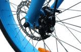 Fetter Gummireifen motorisiertes Strand-Kreuzer-elektrisches Fahrrad des Fahrrad-36V 350W
