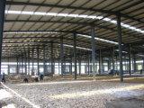 Almacén grande de la estructura de Spansteel del diseño de acero ligero de la construcción