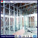 Casa do aço claro comercial do ISO pré-fabricada/modular/móvel/Prefab/Portable/recipiente