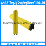 Bit de núcleo do diamante das ferramentas Drilling de furo profundo