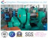 고품질 기계를 재생하는 고무 쇄석기 선반 낭비 타이어