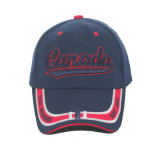 Deporte Cap con 3D Embroidery (GMK-Q00003)