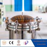 Filtre à manches Multi- d'acier inoxydable pour l'industrie chimique