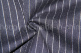 Tela rayada polivinílica/del rayón teñida hilado, 245GSM