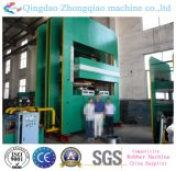 Gummiplatten-Vulkanisator-Maschinen-Platten-vulkanisierendruckerei-Maschine