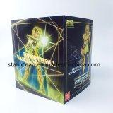Faltende PlastikPVC/PP/Pet Verpackung für Spielwaren mit UVdrucken