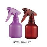 Bouteille en plastique de pulvérisateur de déclenchement pour le jardin (NB353)