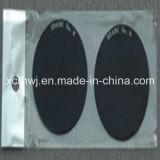 Approvisionnement en verre d'usine de la Chine de qualité supérieur de noir protecteur chaud de soudure/glace athermale en verre de soudure de qualité marché fin de l'Inde/soudure pour des lunettes de sûreté