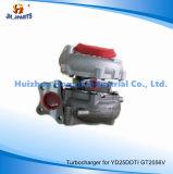 Turbocompresseur pour Nissans Yd25 Gt2056V 14411-Eb70e Gt1849V Rhf4h