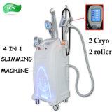 Corpo quente que Slimming a máquina Slimming Multifunctional de Velashape do vácuo do RF da cavitação
