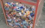 Solvant de réutilisation en plastique d'étiquette de bouteille de machine d'animal familier
