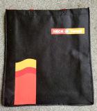 PP sacs non tissés avec deux poignées de couleur différentes