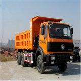 camion à benne basculante de 6X4 336HP Euroii/Euroiii/Emining