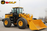 Competitive Price를 가진 중국 Heavy Equipment 6t Wheel Loader