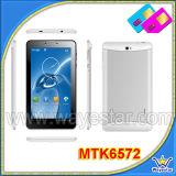 Mtk6572 GSM PC van de Tablet van de Telefoon van de Vraag van de Stad van 7 Duim Androïde