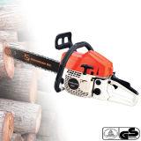 Heißes Sale Gasoline Chain Saw 52cc Wood Cutting Machine