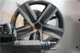 Diamant-Schnitt-Legierungs-Rad-Reparatur CNC-Drehbank-Maschine