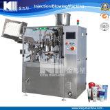 Máquina de llenado automática de tubo suave