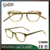 Frame van het Schouwspel van het Oogglas Eyewear van de Acetaat van de manier het In het groot Optische Sr6043