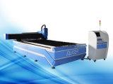 cortadora del laser de la fibra 500W para la placa de la hoja de metal