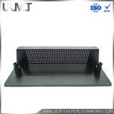 曲がるか、または溶接を用いるシート・メタルの部品の拡声器サポート