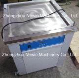 単一の正方形鍋ロール揚げ物のアイスクリーム機械