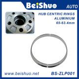 Qualitäts-Aluminiumnaben-zentraler Ring mit großem Preis