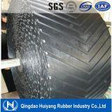 Fascia industriale del reticolo nero di Polyester/Ep Chevron