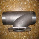 Pièces en acier de bâti de précision de corps de valve
