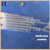 Garniture de verre cristal de quartz de chromatographe en phase gazeuse d'Agilent