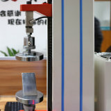 Máquina de prueba de doblez extensible eléctrica