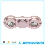 LEDの軽いおもちゃアルミニウム手指の紡績工