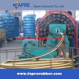 Manguito de goma hidráulico de la trenza de 2017 alambres del acero de alta resistencia a la tracción