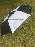 Faltender Regenschirm des Golf-2 mit Automobil-geöffneter Art