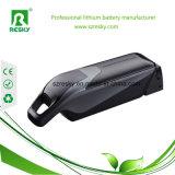 Paquete 36 V 11.6 de la batería de litio de la botella de agua de Panasonic ah para la bicicleta eléctrica