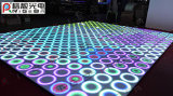 Azulejos dinámicos diseñados impermeables LED al aire libre Dance Floor de la punta de la etapa los 61X61cm