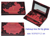 Lippe Palette Cosmetic Packaging Boxes, Paper Packing Boxes für Makeup