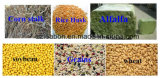 Corn /Wheat/Beans/GrainsのぬれたType Floating Pet Fish Pellet Making Machine