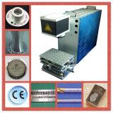 Profesional láser no metal y Metal CO2 / Fibra Marcado y máquina de grabado